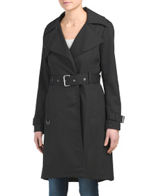 FRENCH CONNECTION Flowy Belted Coat