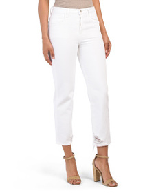 J BRAND Made In Usa Wynne Cropped Jeans