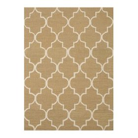 Durrant Wool Traditional Trellis Hand-Tufted Light