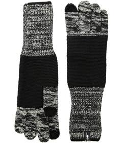 Smartwool Black/Light Gray Donegal