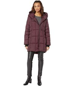 Sam Edelman Pillow Collar Puffer Jacket