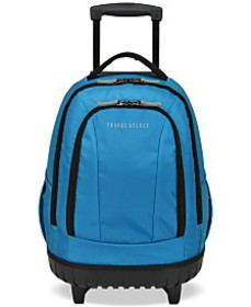 "Travel Select 18"" Wheeled Backpack, Created for Ma"