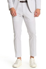 Tommy Hilfiger Striped Seersucker Slim Fit Pants -