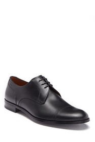 BALLY Brustel Cap Toe Leather Derby