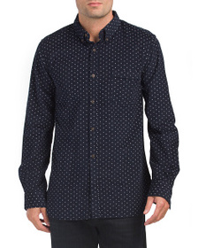 FRENCH CONNECTION Chain Lock Corduroy Top