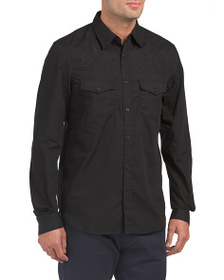 FRENCH CONNECTION Falcon Crested Shirt