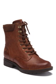 Born Bay Leather Lace-Up Boot