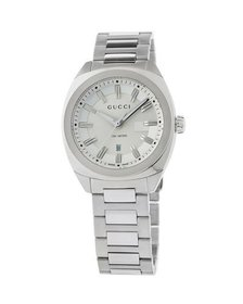 Gucci 37m Men's Stainless Steel Bracelet Watch