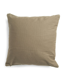 SARO Made In India 22x22 Down Filled Pillow