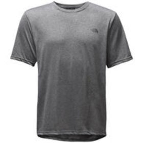 THE NORTH FACE Men's Reaxion Amp Crew Short-Sleeve