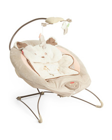 FISHER PRICE My Little Snugapuppy Deluxe Bouncer