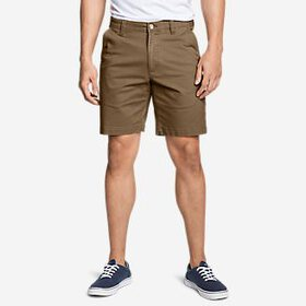 "Men's Legend Wash Flex Chino 9"" Shorts"