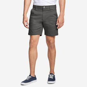 "Men's Legend Wash Flex Chino 7"" Shorts"