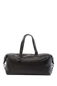 Theory Clipper Bag Leather Duffle