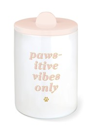 Fringe Studio Pawsitive Vibes Blush Medium Treat J