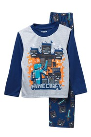 AME Minecraft Pajama Set (Little Boys & Big Boys)