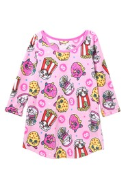 AME Shopkins Fleece Nightgown (Little Girls & Big