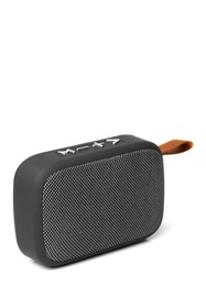 null Silver Vibe Mini Bluetooth Portable Speaker