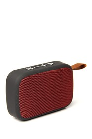 null Red Vibe Mini Bluetooth Portable Speaker