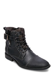 Steve Madden Selfie Lace-Up Boot