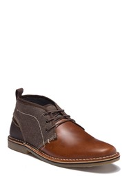Steve Madden Leather Chukka Boot