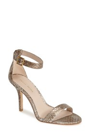 Pelle Moda Kacey Leather High Heel Sandal