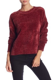 Romeo & Juliet Couture Dropped Shoulder Knit Sweat