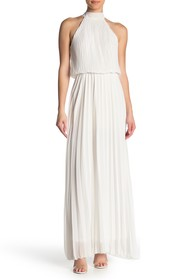 Meghan LA Wild Orchid Maxi Dress