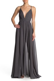 Meghan LA Enchanted Garden Maxi Dress
