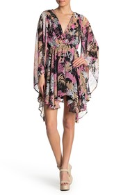 Meghan LA Sunset Tunic Dress