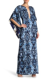 Meghan LA Maxi Printed Dress