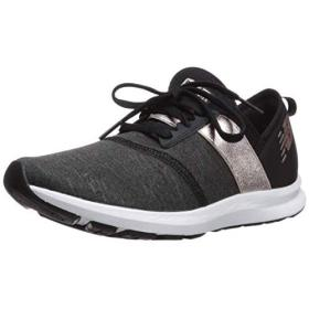 Women's Nergize V1 FuelCore Sneaker,Black with Ros