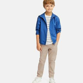 BOYS ULTRA STRETCH RELAXED TAPERED ANKLE PANTS