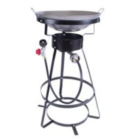 Stansport 217-100 Outdoor Stove With Wok - One Bur