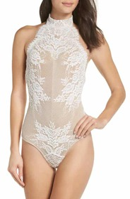 Free People Miley Lace Bodysuit Free People Miley
