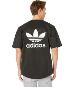 adidas Originals Satin Baseball Jersey