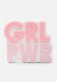 Justice Just Shine Girl Power Bath Bomb