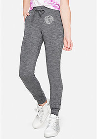 Justice Snuggly Soft Logo Joggers