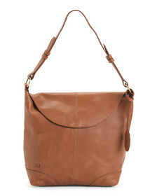 BORN Elaina Leather Hobo