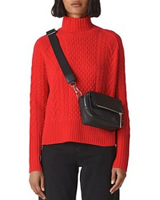 Whistles - Merino Wool Cable Sweater
