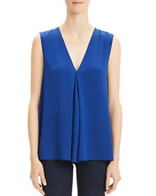 Theory - Sleeveless A-Line Top