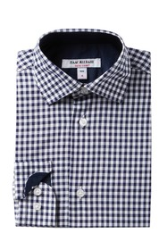 Isaac Mizrahi Gingham Shirt (Toddler