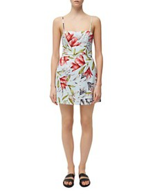 FRENCH CONNECTION - Cadencia Whisper Floral-Print