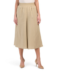 FRENCH CONNECTION Ellesmere Drape Culottes
