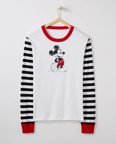 Hanna Andersson Adult Disney Mickey Mouse Long Joh