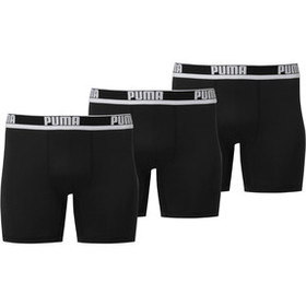 Puma Men's Tech Boxer Briefs [3 Pack]