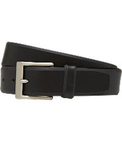 Jos Bank Jos. A. Bank Leather Casual Belt - Long C