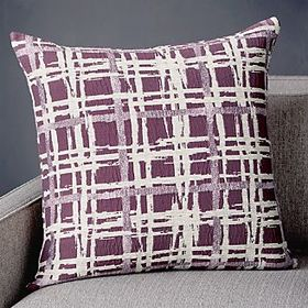 Crate Barrel Driscoll Woven Pillow 23""