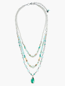 Lucky Brand Layer Necklace