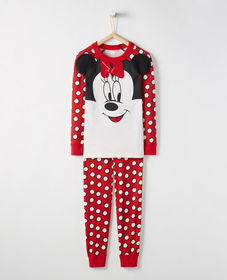 Hanna Andersson Disney Mickey Mouse Long John Paja